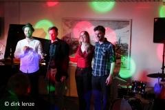 Kristin Shey Jazz Quartett